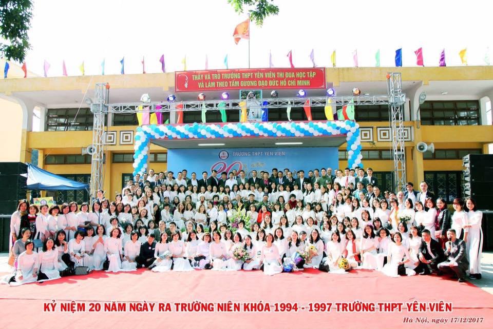 Hội khóa 1994 - 1997