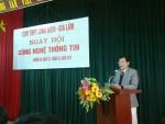 Ngày hội CNTT cụm Gia Lâm - Long Biên